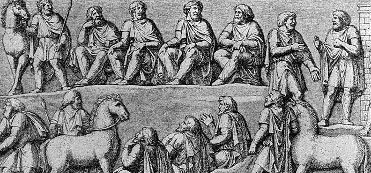 Доклад о древних германцев 3602