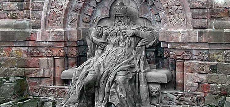 Friedrich I Rotbart