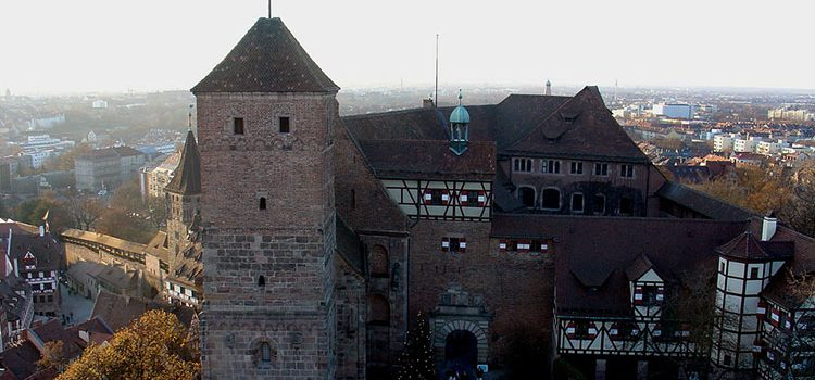 Нюрнбергская крепость, Нюрнберг