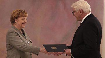президент или канцлер Германии