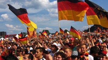 Численность населения Германии