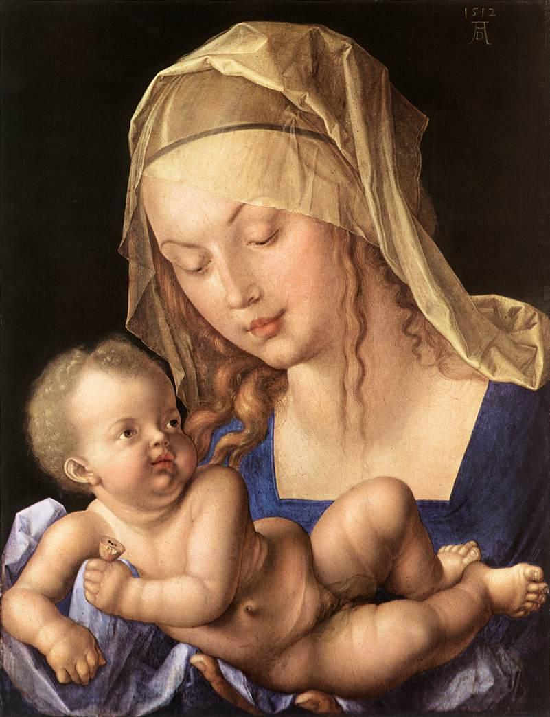 1526 Мадонна с грушей