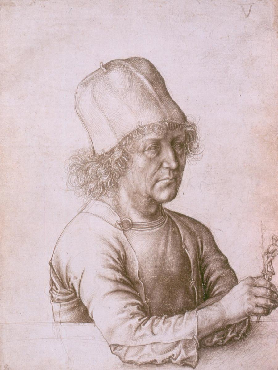 1486 Портрет Альбрехта Дюрера старшего