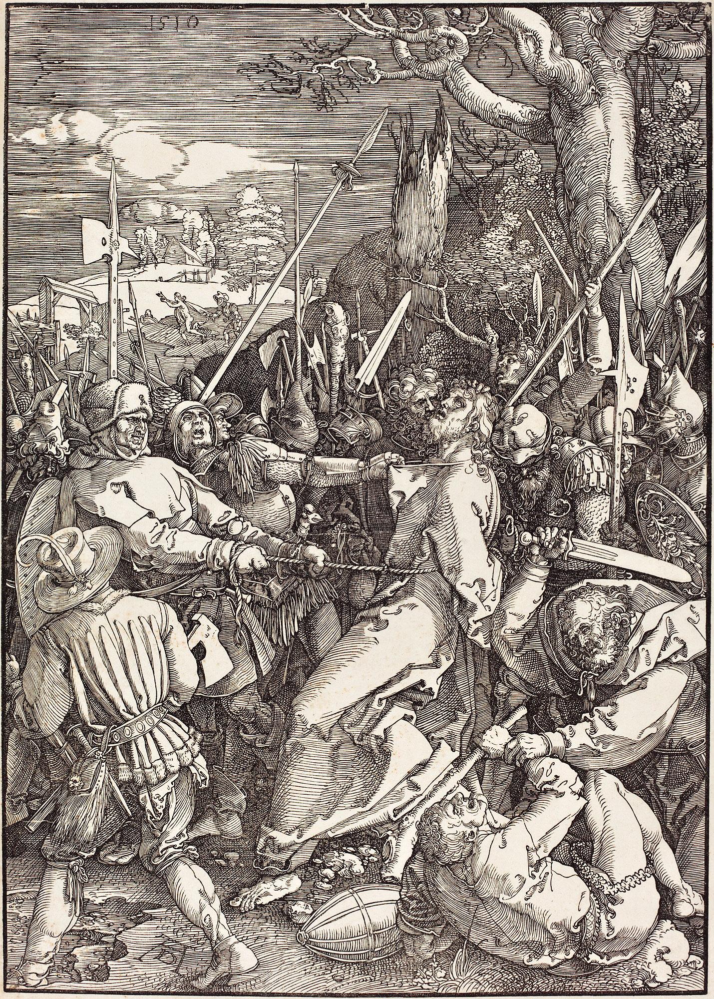 1510 Взятие под стражу