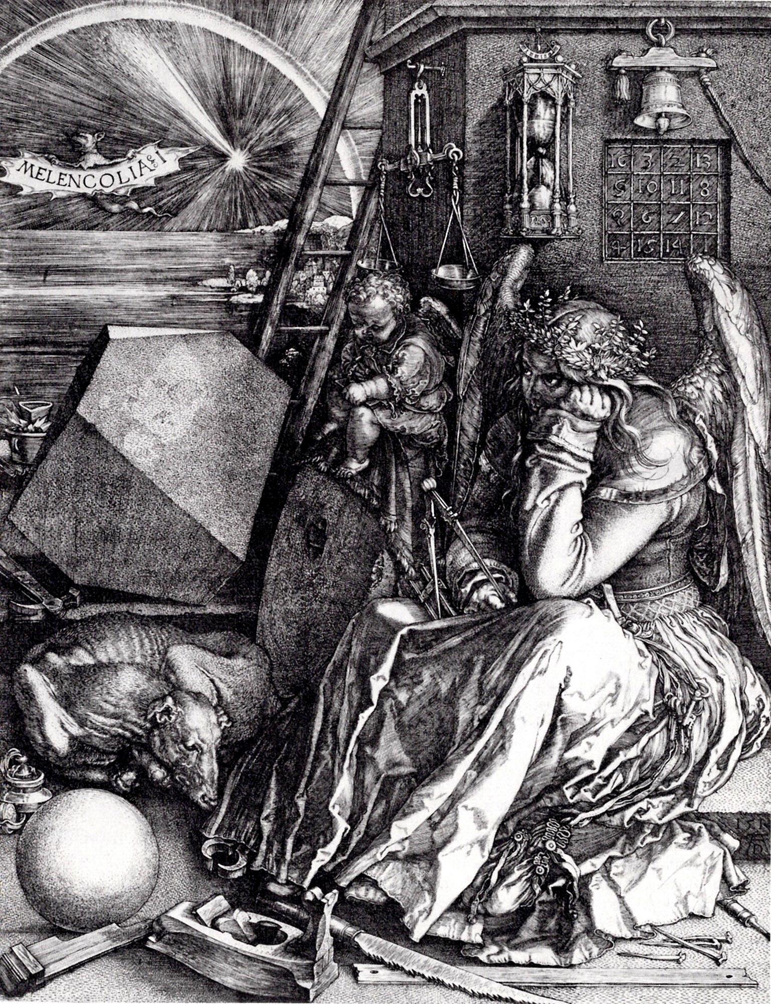 1514 Меланхолия