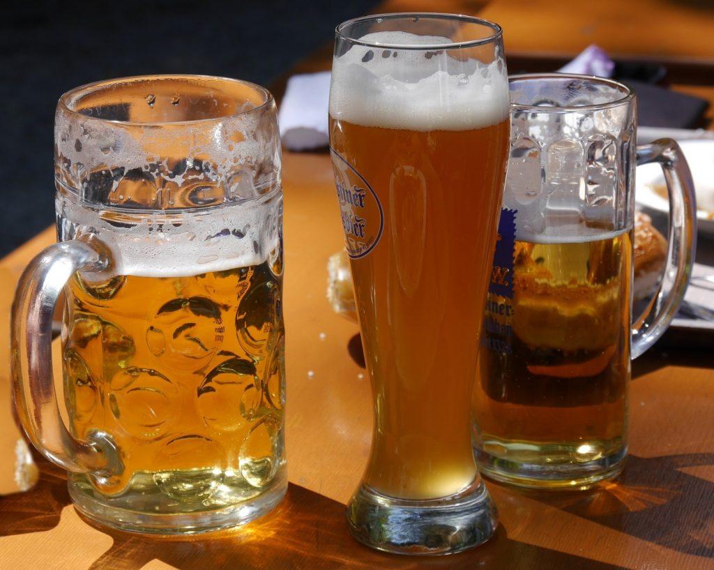 Немецкий алкоголь