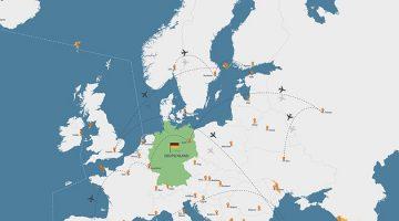 Где находится Германия