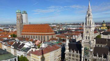 Достопримечательности Мюнхена