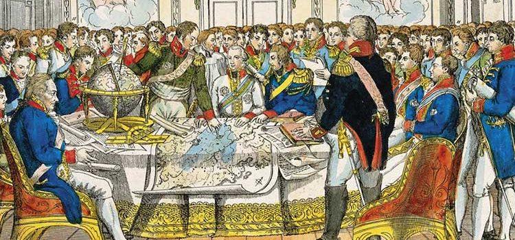 Священный Союз 1815 г.