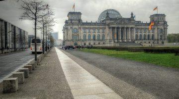 Погода в Берлине в марте
