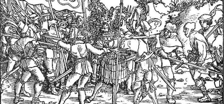 Крестьянская война в Германии (1524-1526)